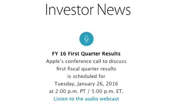 apple-annoncera-ses-resultats-du-q1-2016-le-26-janvier