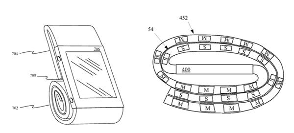 apple-invente-un-bracelet-magnetique-pour-apple-watch-multiusage-support-etui
