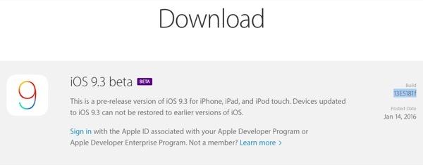 ios-9-3-beta-1-1-disponible-pour-les-developpeurs