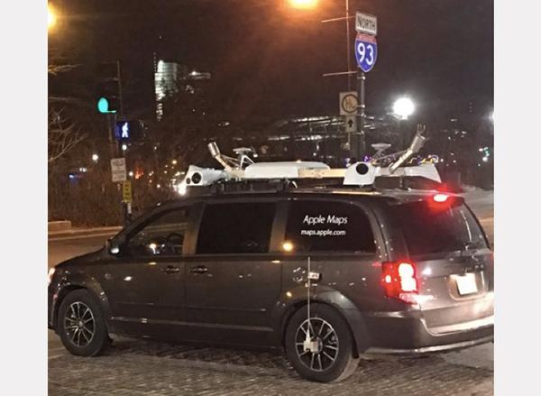 les-voitures-apple-sillonnent-toujours-les-routes-americaines-pour-ameliorer-plans-dans-ios-10