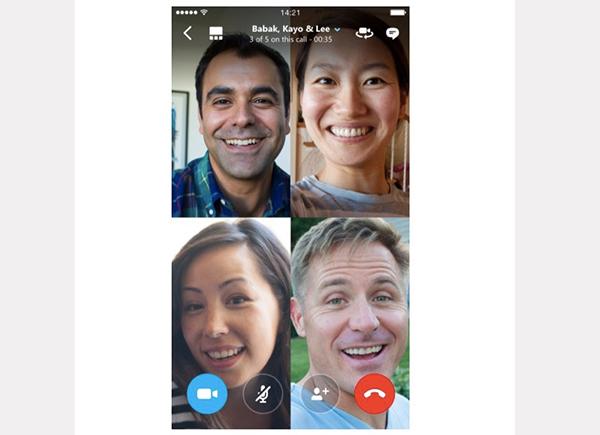skype-permet-desormais-de-parler-en-video-avec-25-personnes-simultanement