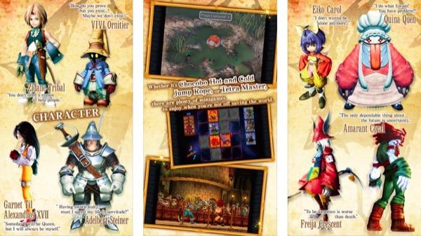 square-enix-relache-final-fantasy-ix-dans-lapp-store