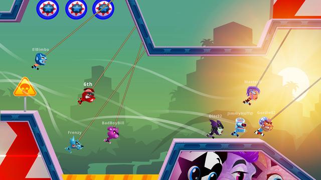 Nouveaux jeux ios rope racers dream machine magnis game et plus for Peinture boiro jeu deffet