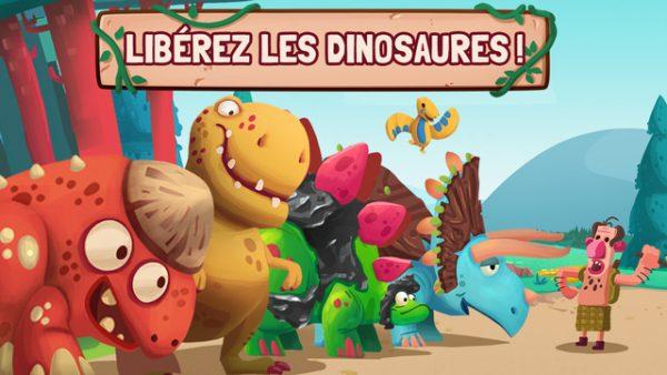 Dino-Bash-Les-dinos-vs-hommes-des-cavernes