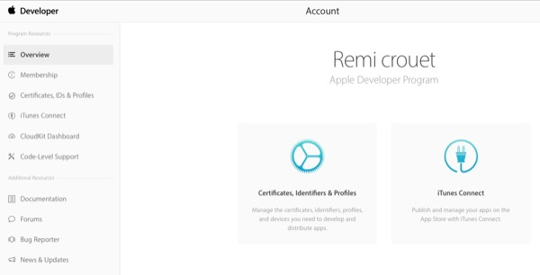 apple-le-dev-center-a-droit-a-une-refonte-minimaliste