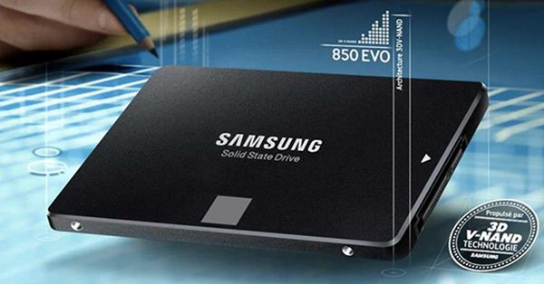 promo sur le ssd samsung 850 evo 500 go 2 5 sata iii. Black Bedroom Furniture Sets. Home Design Ideas