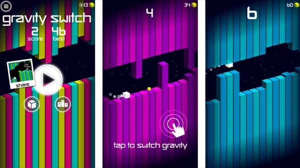Gravity-Switch