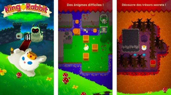 app-de-semaine-apple-propose-king-rabbit-gratuitement