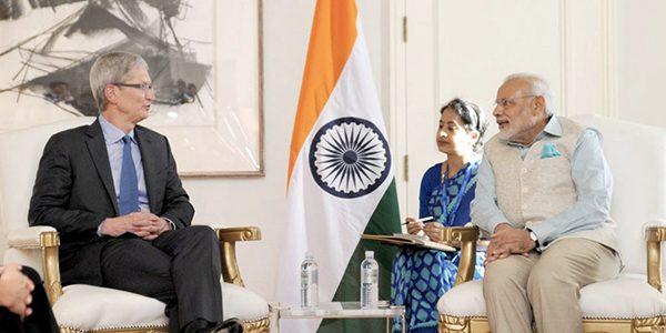 apres-chine-tim-cook-se-rendre-inde-rencontrer-premier-ministre