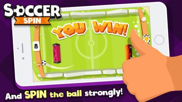 Soccer-Spin-2D