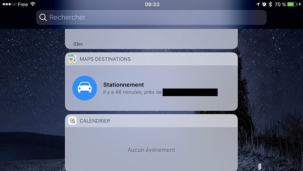 ios-10-plans-localise-voiture-stationnee
