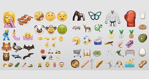 unicode-9-0-officiel-72-nouveaux-emojis
