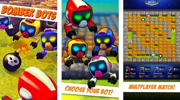 Bomber-bots