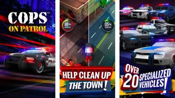 Cops-On-Patrol