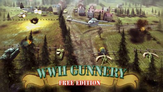 WWII-Gunnery