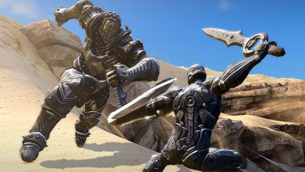 infinity-blade-chair-entertainment-offre-trois-titres-ios
