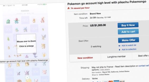 pokemon-go-meilleurs-comptes-deja-vente-ebay