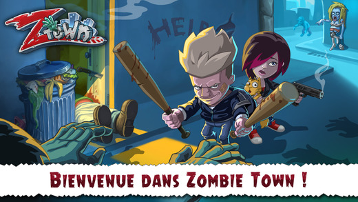 Zombie-Town-Story