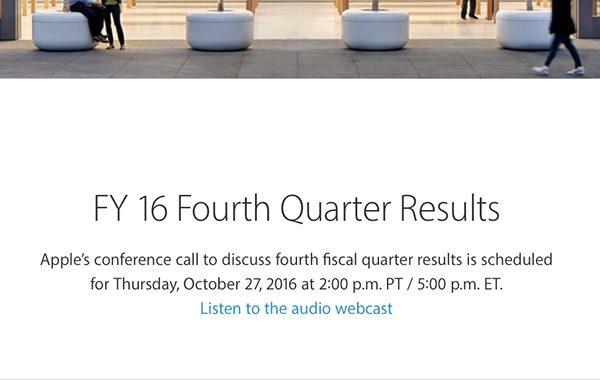 apple-annoncera-resultats-financiers-q4-2016-27-octobre