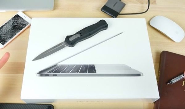 deballage-macbook-pro-13-gris-sideral-video