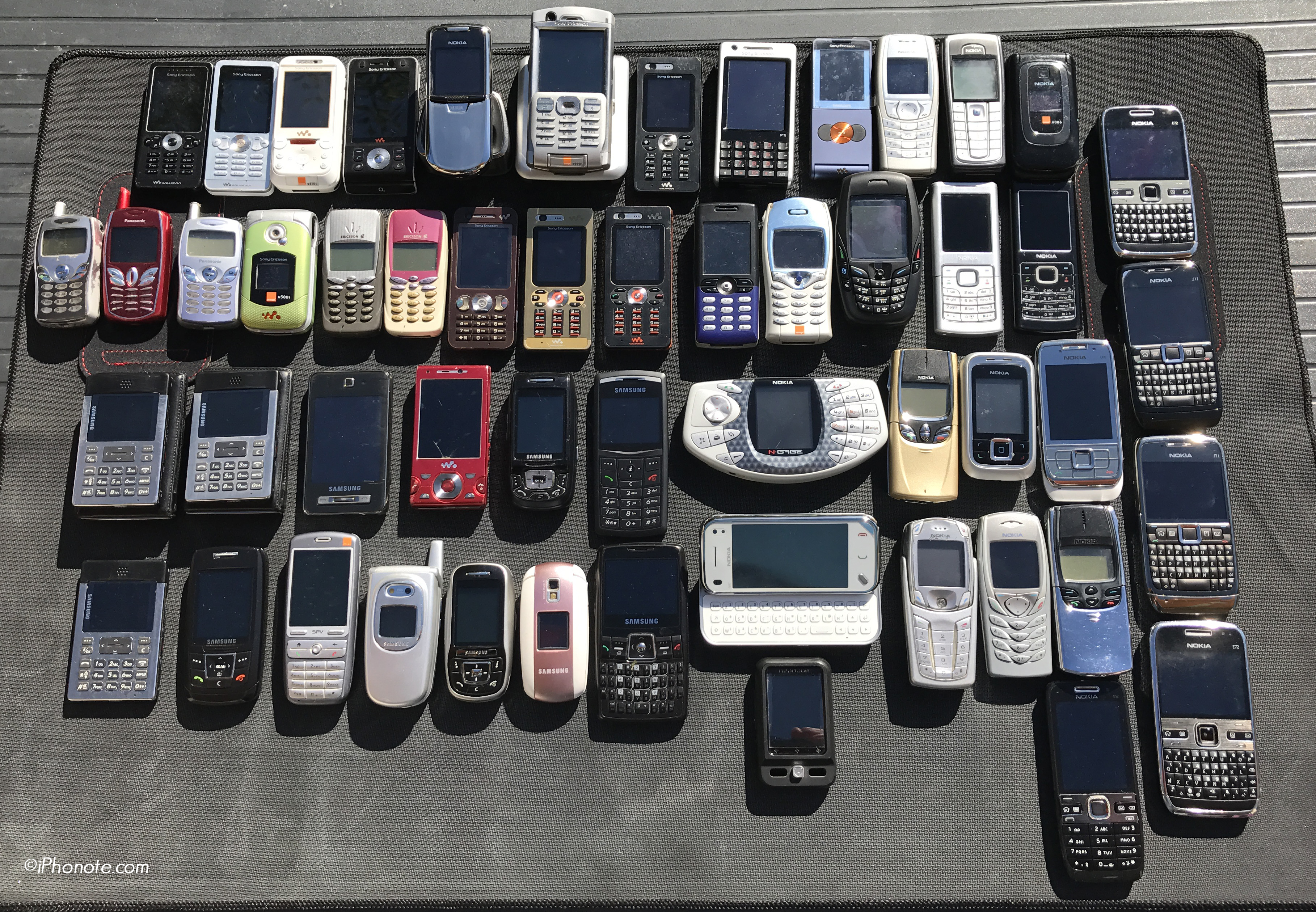 510fa401da7d83 Quels téléphones mobiles ont marqué votre jeunesse    + notre ...