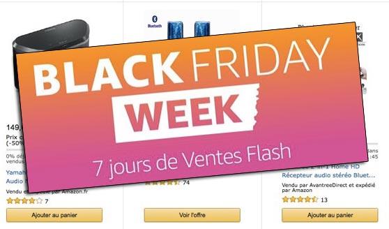 black-friday-amazon-ps4-slim-500go-5-jeux-casque-bluetooth-bose-tablette-graphique-et-plus