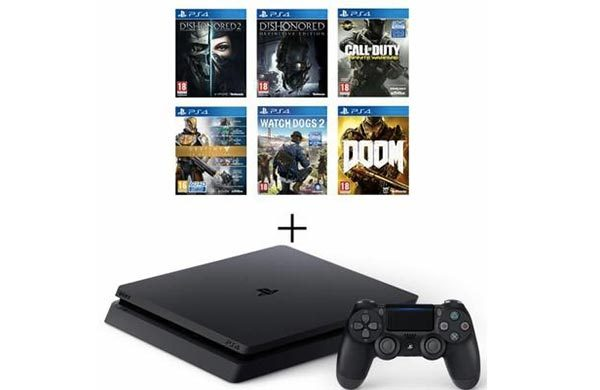 black-friday-ps4-slim-xbox-one-s-cle-sandisk-volant-logitech-g29