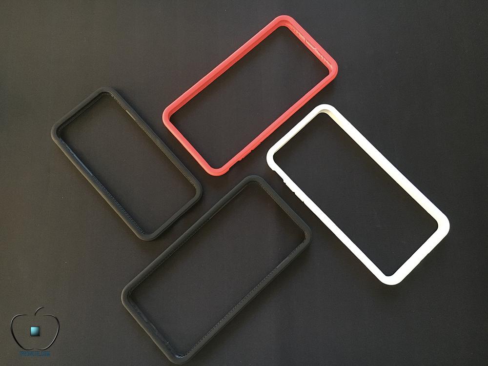 coque rhinoshield iphone 7 plus rouge