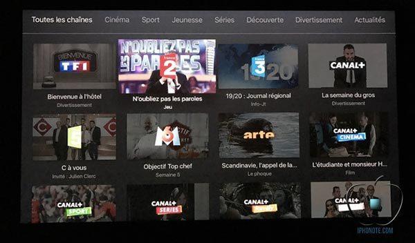 le lancement de mycanal sur apple tv est tr s tr s proche. Black Bedroom Furniture Sets. Home Design Ideas