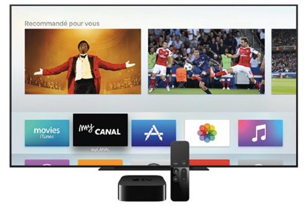 l 39 apple tv 4 rembours e pour la souscription l 39 offre mycanal. Black Bedroom Furniture Sets. Home Design Ideas