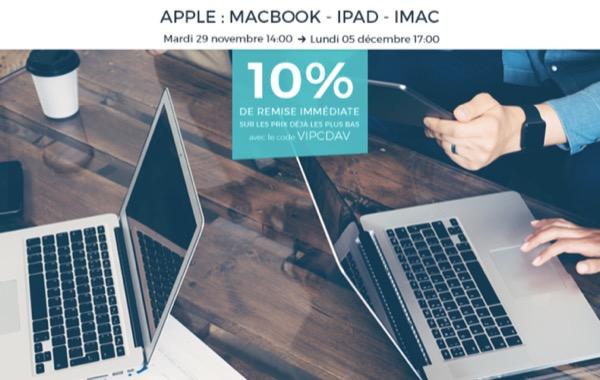 Ventes priv es cdiscount 10 sur tous les macbook imac mac mini et ipad - Ventes privees cdiscount ...