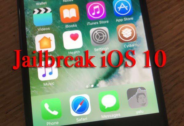Jailbreak iOS 10 : Luca Todesco relâche enfin son outil Yalu en