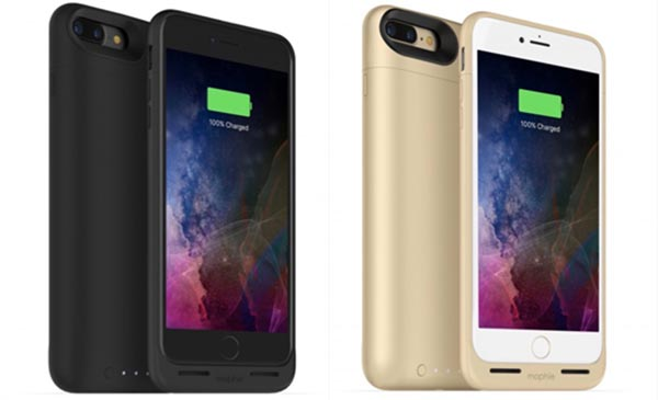 coque rechargeable iphone 7 mophie