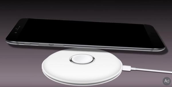 iphone 8 de nouveaux d tails au sujet de la recharge sans fil. Black Bedroom Furniture Sets. Home Design Ideas