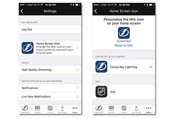 iOS 10.3 autorise désormais la personnalisation des icônes des applications