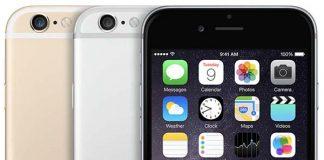 Chine : l'iPhone 6 n'est pas claqué sur le design du smartphone 100C de Shenzhen Baili