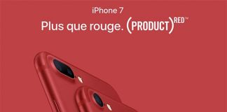 Les iPhone 7/7 Plus RED, iPhone SE 32/128Go et le nouvel iPad sont en vente !