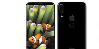 iPhone 8 : Apple pourrait avoir placé le capteur d'empreintes au dos