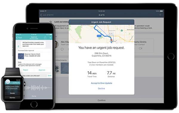SAP et Apple publient le nouveau SDK « SAP Cloud Platform » pour les entreprises