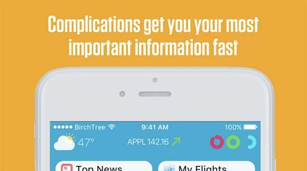 iOS 11 : un nouveau concept dédié à l'écran d'accueil