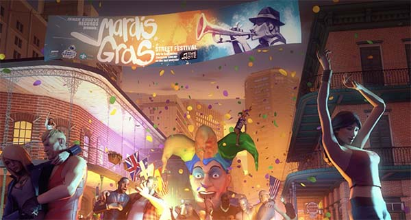 Gameloft - Gangstar: New Orleans sera disponible le 30 mars sur l'App Store
