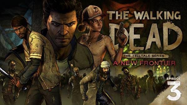 The Walking Dead: A New Frontier : l'épisode 3 'Above the Lawsera' disponible le 28 mars
