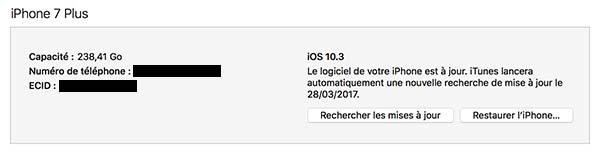 Tsschecker : Sauvegardez vos .shsh2 avant la sortie d'iOS 10.3