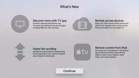 tvOS 10.2 bêta dévoile une possible app TV Remote pour iPad avec de nouvelles fonctions
