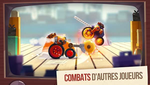 Nouveaux jeux iOS : CATS: Crash Arena Turbo Stars, Tempest: Pirate, WinKings et plus