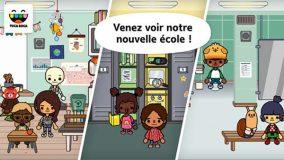 App de la Semaine : Apple vous offre Toca Life: School