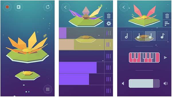 App de la semaine : Apple vous offre Lily - Playful Music Creation !