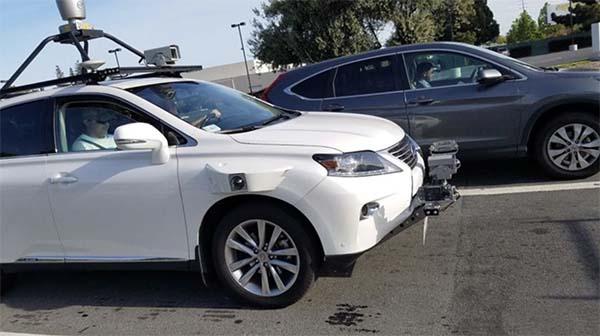 Apple a commencé ses tests de voiture à conduite autonome en Californie