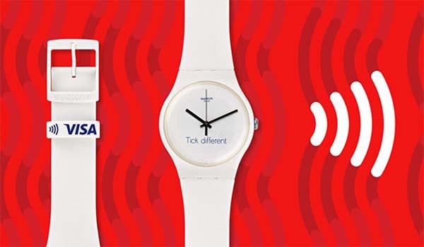 Apple attaque Swatch pour sa campagne « Tick different » trop proche de « Think Different »