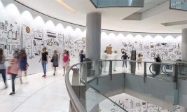 Apple confirme l'ouverture d'un nouveau magasin à Dubaï